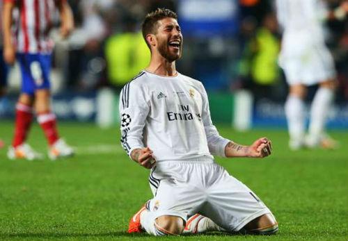 Dùng lương khủng MU giành Ramos với Man City, Chelsea - 1