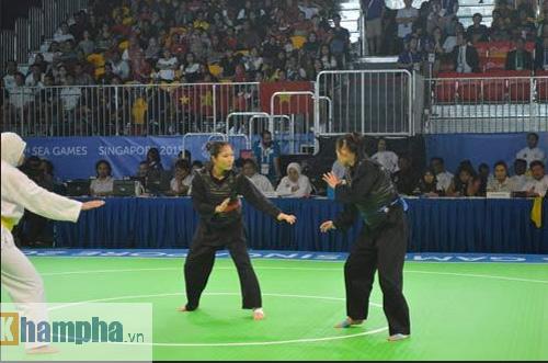 "SEA Games 14/6: Taekwondo ""gặt vàng"", VN có HCV thứ 73 - 2"