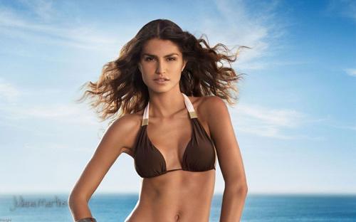 10 siêu mẫu xinh đẹp, gợi cảm nhất Brazil - 8