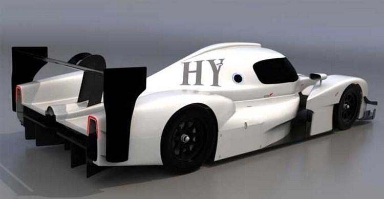 Động cơ xe làm từ nhựa cho công suất 450 mã lực - 1
