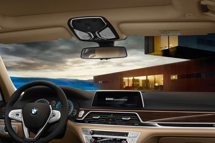 """5 công nghệ của BMW 7-Series khiến bạn """"sướng như vua"""" - 4"""