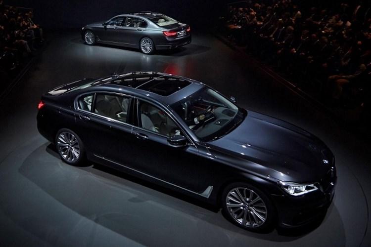 """5 công nghệ của BMW 7-Series khiến bạn """"sướng như vua"""" - 6"""