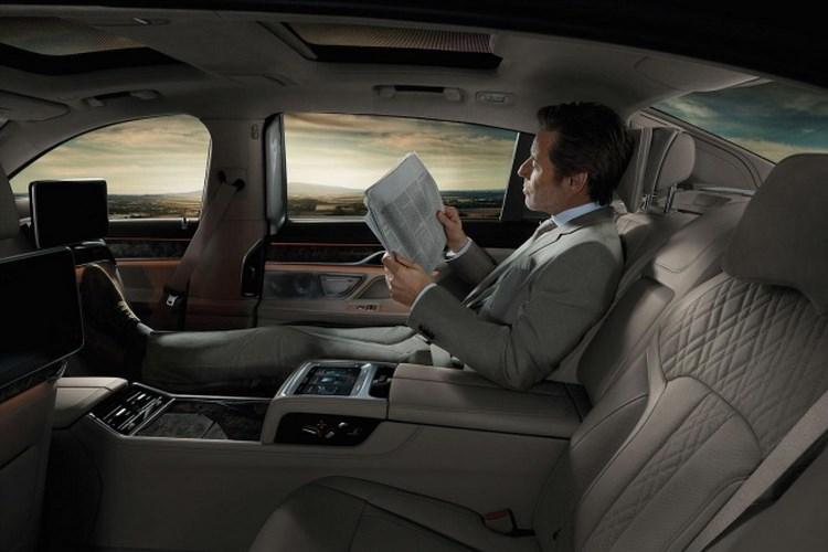 """5 công nghệ của BMW 7-Series khiến bạn """"sướng như vua"""" - 7"""