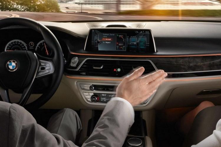 """5 công nghệ của BMW 7-Series khiến bạn """"sướng như vua"""" - 5"""