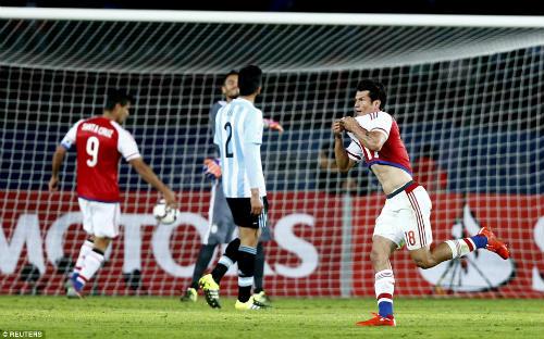 Argentina hòa nhạt: Khúc dạo đầu Tango buồn - 1