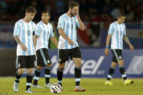Argentina hòa nhạt: Khúc dạo đầu Tango buồn - 2
