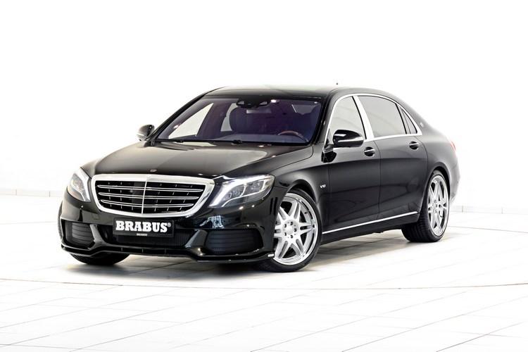 Ngắm xế sang Mercedes-Maybach S600 bản độ 888 mã lực - 1