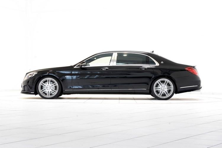 Ngắm xế sang Mercedes-Maybach S600 bản độ 888 mã lực - 4