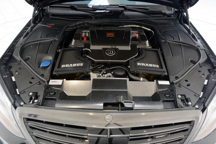 Ngắm xế sang Mercedes-Maybach S600 bản độ 888 mã lực - 2