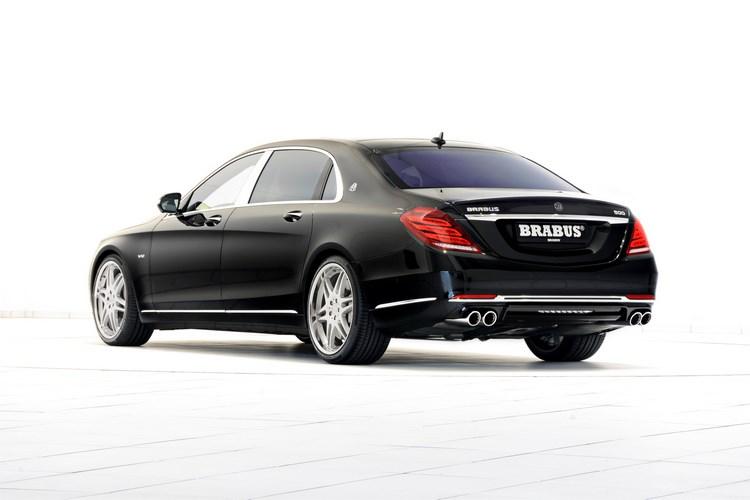 Ngắm xế sang Mercedes-Maybach S600 bản độ 888 mã lực - 3