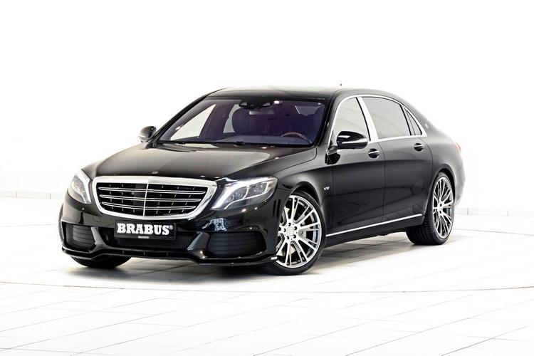 Ngắm xế sang Mercedes-Maybach S600 bản độ 888 mã lực - 5