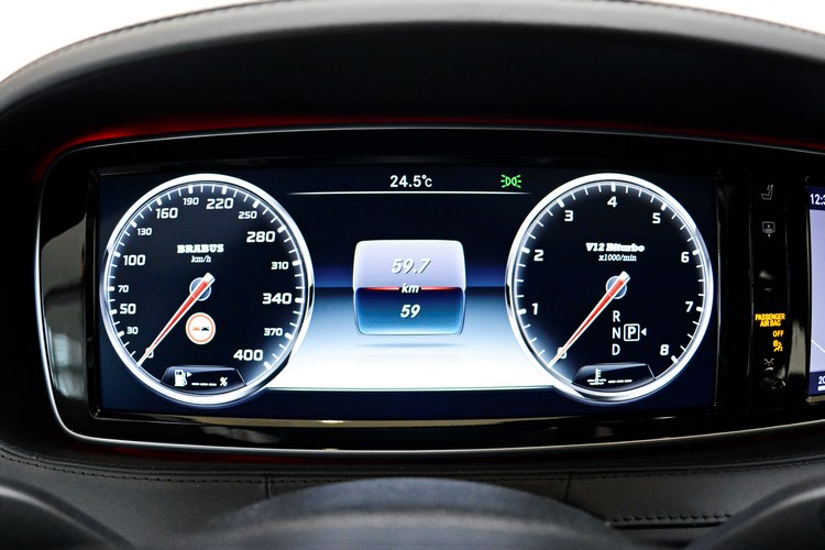Ngắm xế sang Mercedes-Maybach S600 bản độ 888 mã lực - 8