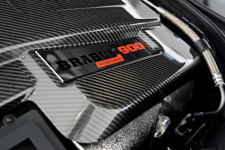 Ngắm xế sang Mercedes-Maybach S600 bản độ 888 mã lực - 6