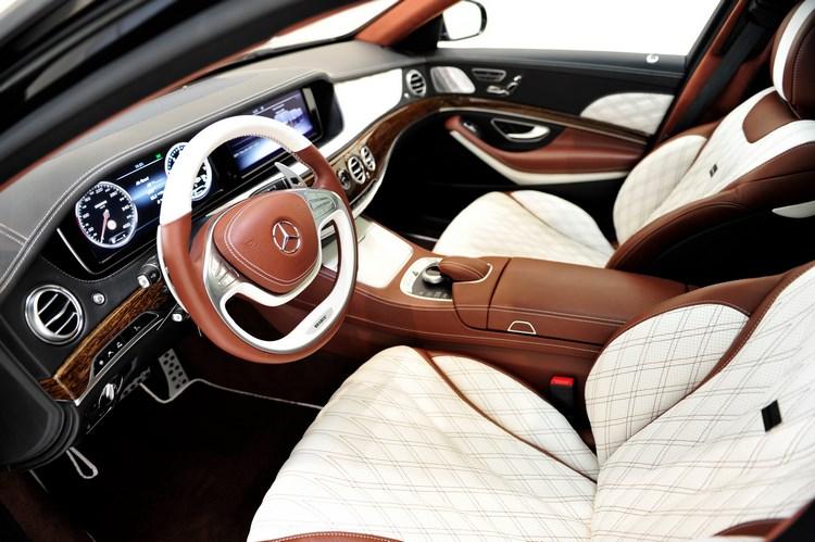 Ngắm xế sang Mercedes-Maybach S600 bản độ 888 mã lực - 7