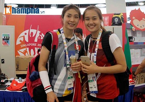 """Hot girl bóng chuyền VN muốn gây """"sốc"""" với Thái Lan - 9"""