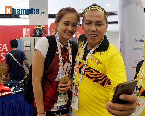 """Hot girl bóng chuyền VN muốn gây """"sốc"""" với Thái Lan - 10"""