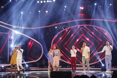 """BGK Vietnam Idol sử dụng quyền """"cứu"""" ngay Gala 2 - 6"""