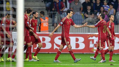 Belarus - Tây Ban Nha: Chỉ một là đủ - 3