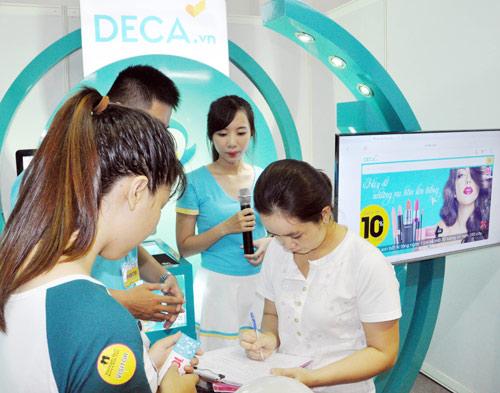 Bùng nổ mua sắm tại Deca.vn - 8