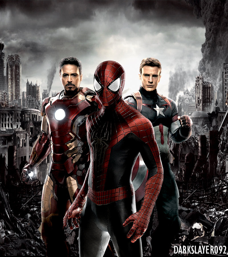 Nhà sản xuất đau đầu chọn diễn viên vào vai Người Nhện - 3