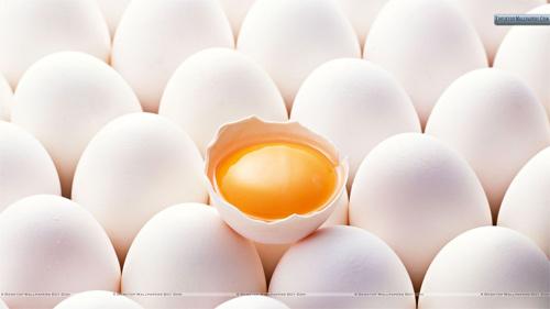 11 cách làm da sáng mềm, tóc mượt mà nhờ trứng gà - 2
