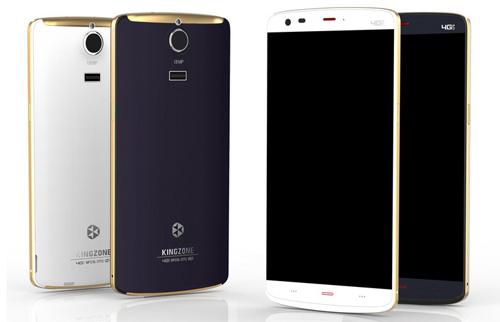 Kingzone Z1 -  Smartphone sang trọng và đa năng - 1