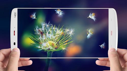 Kingzone Z1 -  Smartphone sang trọng và đa năng - 4