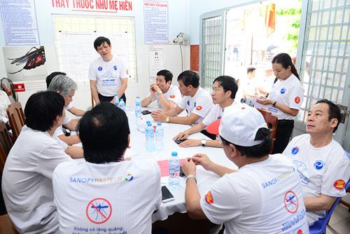 Cộng đồng chung tay phòng chống sốt xuất huyết - 4