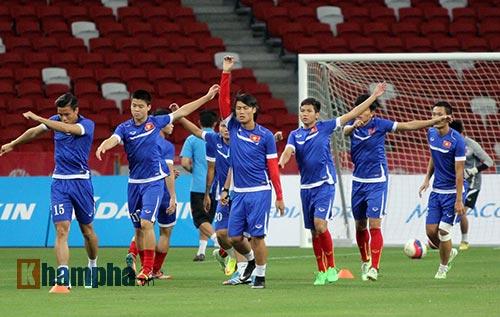 TRỰC TIẾP U23 Việt Nam – U23 Indonesia: Bàn tay nhỏ (KT) - 10