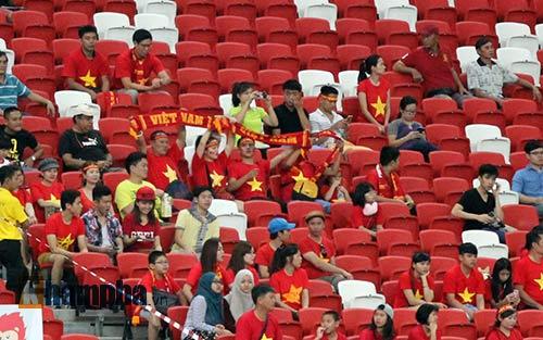 TRỰC TIẾP U23 Việt Nam – U23 Indonesia: Bàn tay nhỏ (KT) - 13
