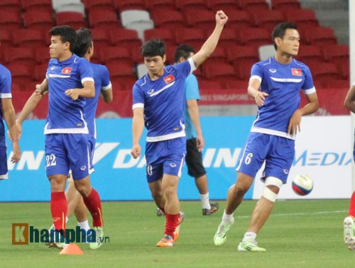 TRỰC TIẾP U23 Việt Nam – U23 Indonesia: Bàn tay nhỏ (KT) - 11