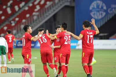 TRỰC TIẾP U23 Việt Nam – U23 Indonesia: Bàn tay nhỏ (KT) - 4