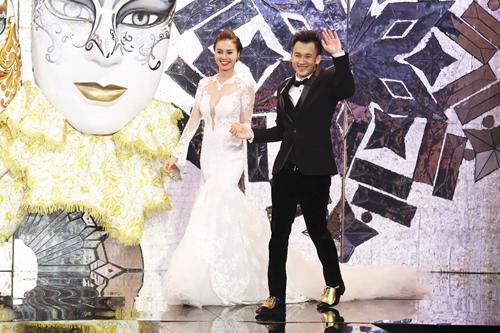 """Dương Triệu Vũ và Lan Ngọc """"kết hôn"""" trên sàn diễn - 6"""