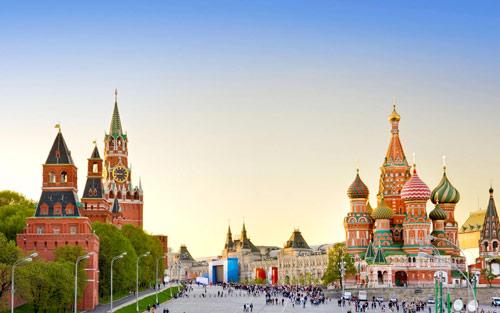 Đêm trắng kỳ diệu ở nước Nga - 1