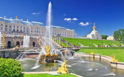 Đêm trắng kỳ diệu ở nước Nga - 2