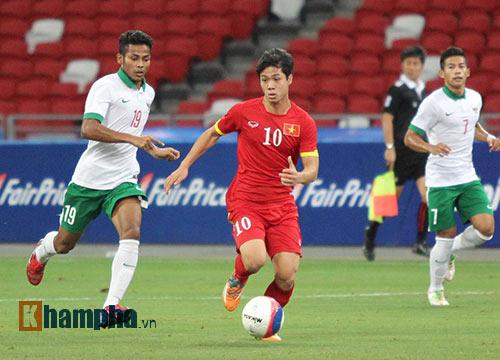 """U23 Việt Nam """"bùng cháy"""" trước U23 Indonesia tri ân CĐV - 2"""