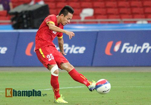 """U23 Việt Nam """"bùng cháy"""" trước U23 Indonesia tri ân CĐV - 11"""