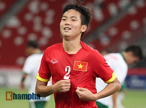 """U23 Việt Nam """"bùng cháy"""" trước U23 Indonesia tri ân CĐV - 13"""