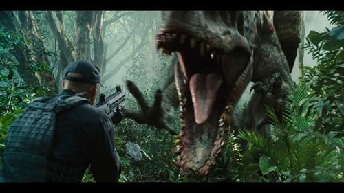 """""""Thế giới khủng long"""" phá kỷ lục doanh thu toàn cầu - 1"""