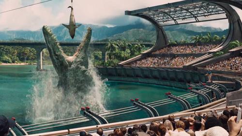 """""""Thế giới khủng long"""" phá kỷ lục doanh thu toàn cầu - 3"""