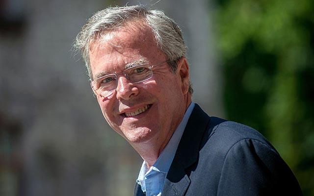 Bush em nhảy vào cuộc đua tranh chức tổng thống Mỹ - 1