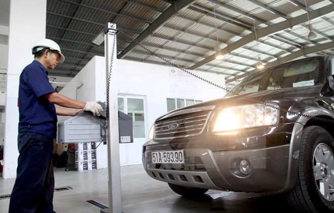 Không bắt buộc nộp phí thử nghiệm tiêu thụ nhiên liệu - 1