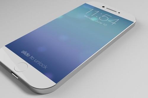 Apple ra mắt iPhone không viền trong tương lai - 1