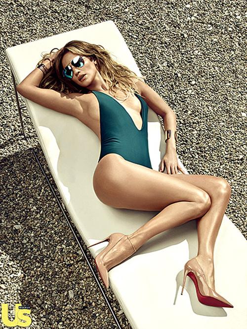 Mỹ nhân Jennifer Lopez vẫn trẻ đẹp, sexy tuổi U50 - 2