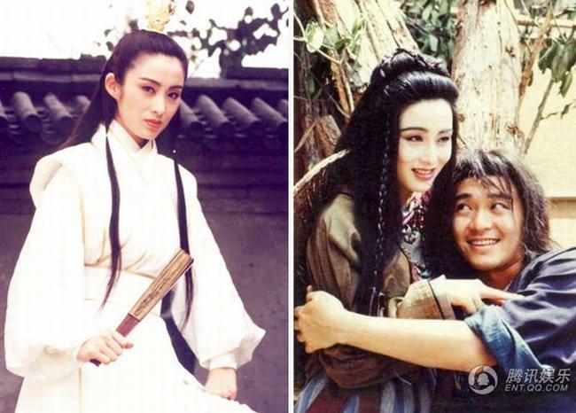 Mỹ nhân đẹp nhất phim Châu Tinh Trì trẻ khó tin ở tuổi 47 - 1