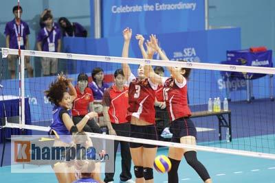 ĐTVN - Thái Lan: Không thể khác (CK bóng chuyền) - 3
