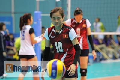 ĐTVN - Thái Lan: Không thể khác (CK bóng chuyền) - 12