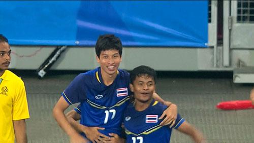 U23 Thái Lan – U23 Myanmar: Sức ép nghẹt thở - 1
