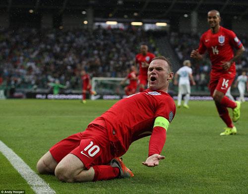 ĐT Anh toàn thắng nhưng vẫn lo - 1