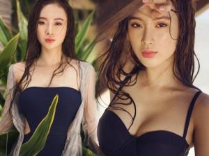 Angela Phương Trinh khoe vẻ nóng bỏng tuổi 20